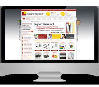 vente produits magnétiques